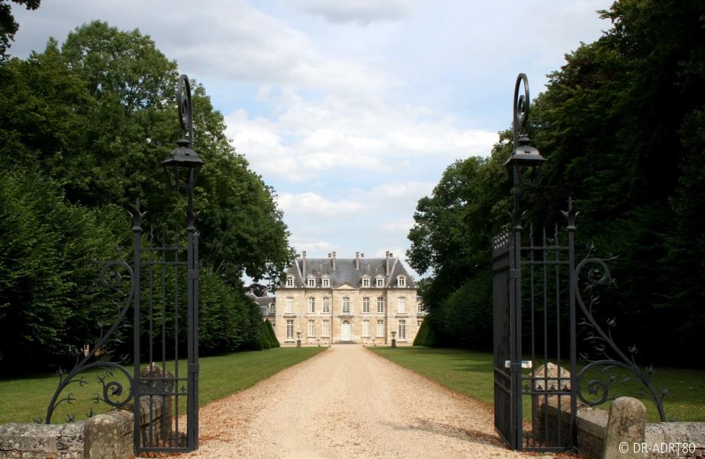 Château de Prouzel Prouzel