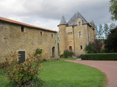 Château de Retournay Marnes
