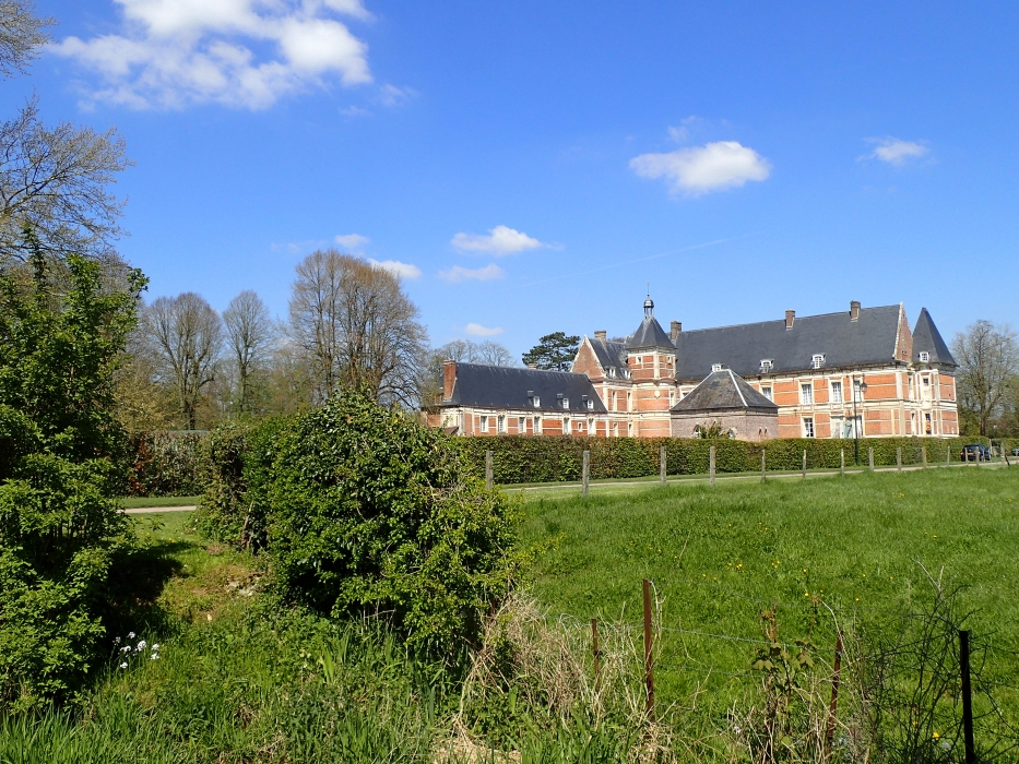 Château de Troissereux Troissereux