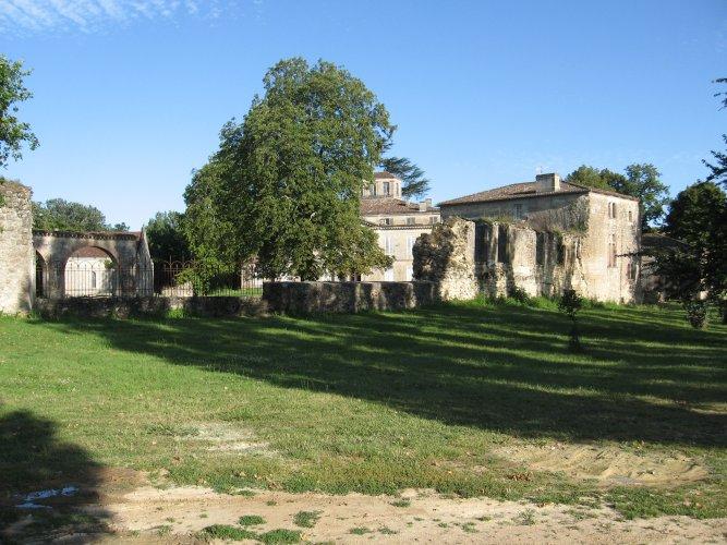 Château des Seigneurs de Pommiers