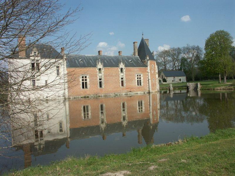 Château du Lude Jouy-le-Potier