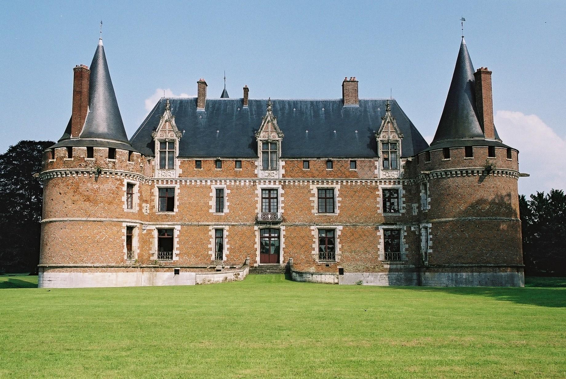 Château du Plessis-Brion Le Plessis-Brion