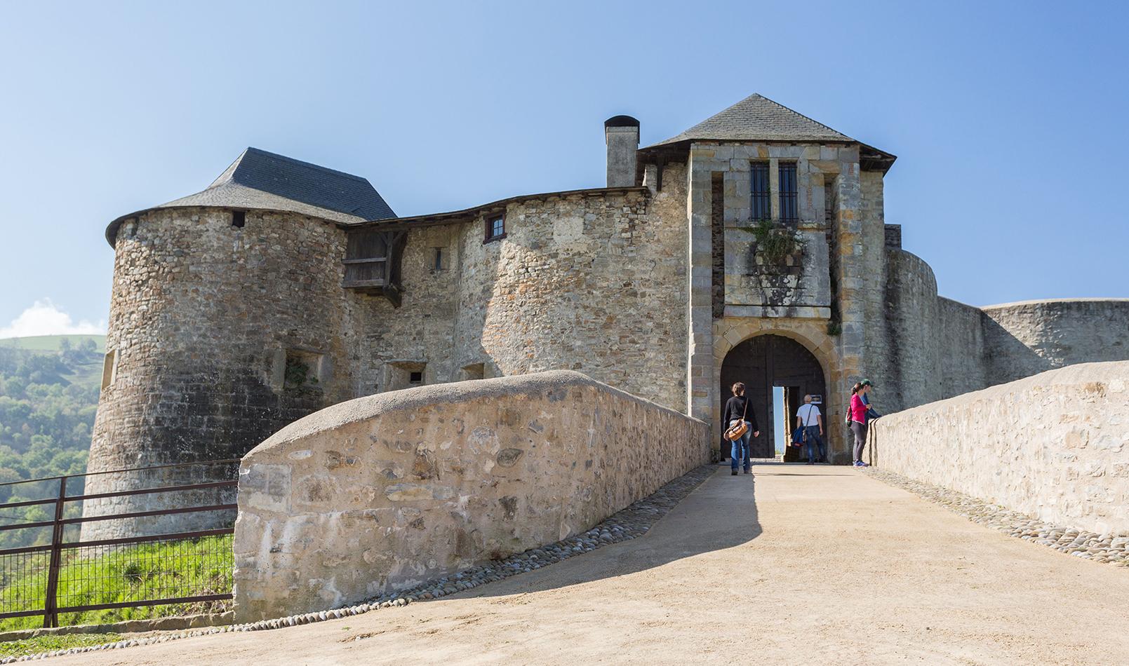 Château Fort de Mauléon Mauléon-Licharre