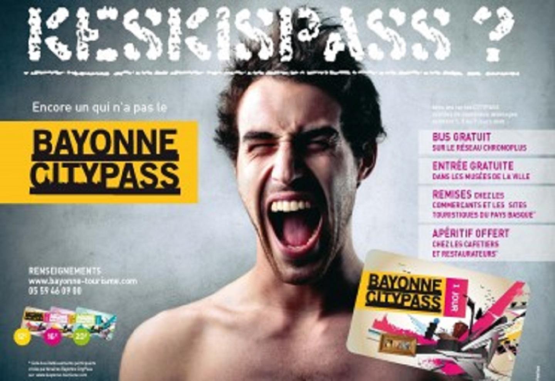Citypass Bayonne Pays Basque Bayonne