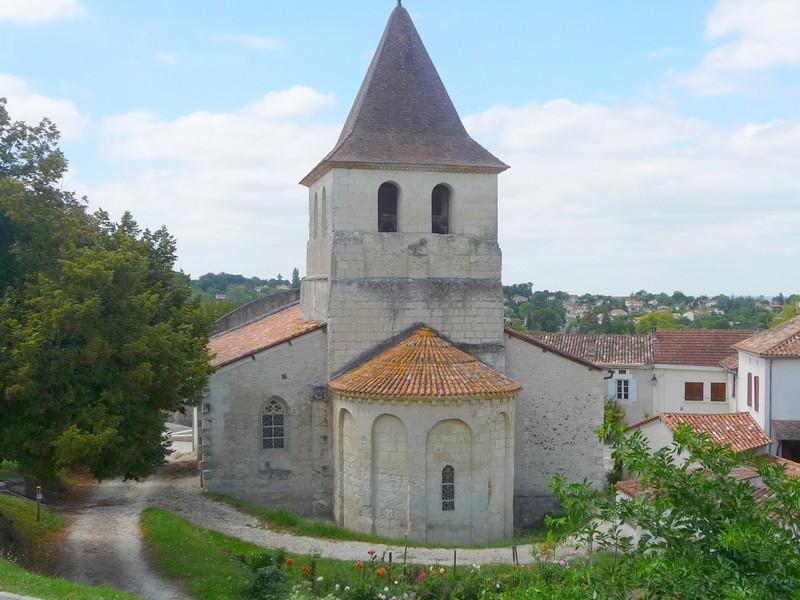Collégiale Notre-Dame de Ribérac Ribérac