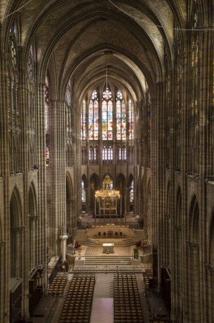 CONCERT D'ORGUE AUX GRANDES-ORGUES - PROGRAMME 2021 Basilique de Saint-Denis Saint-Denis