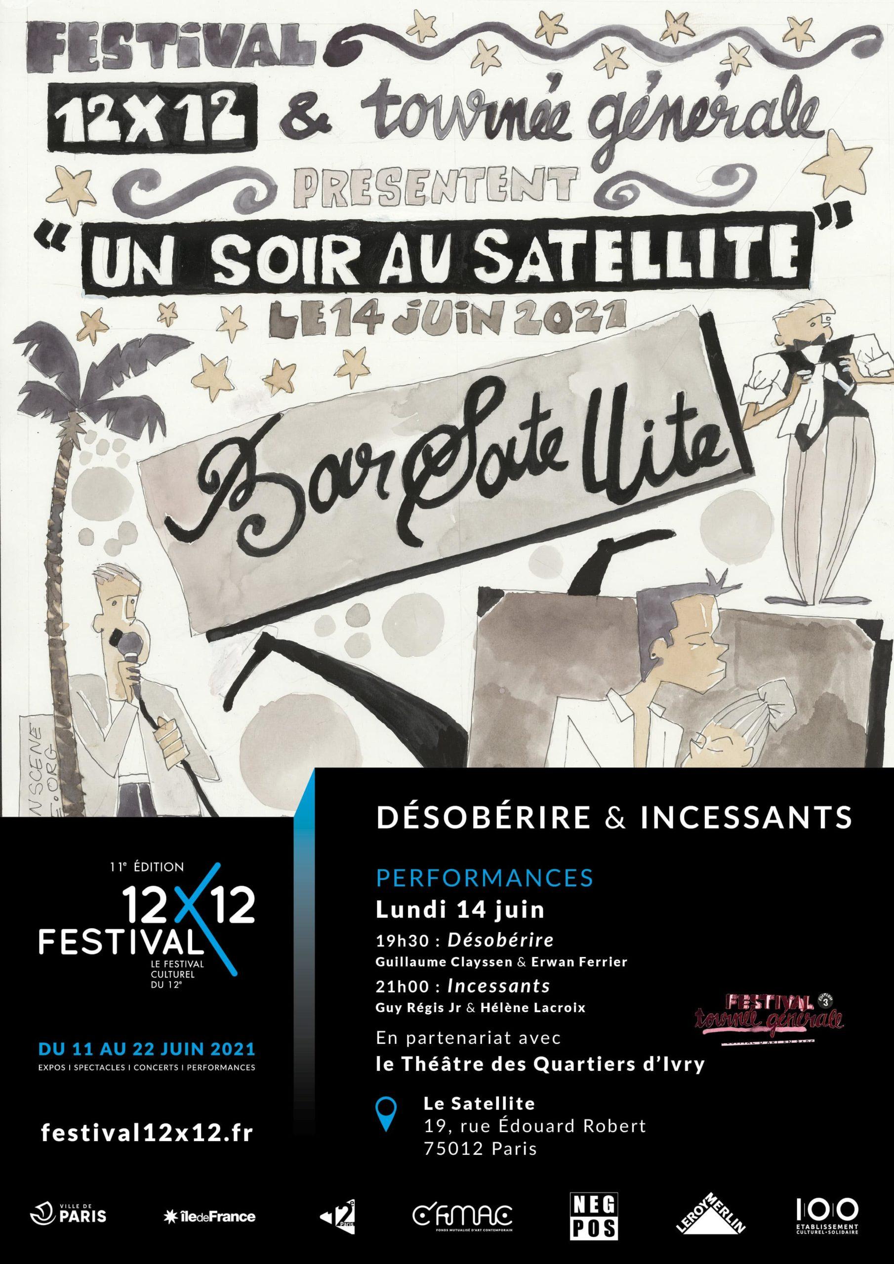 Désobérire Le Satellite Paris