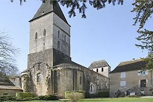 Eglise Abbatiale de Tourtoirac Tourtoirac