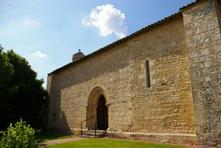 Eglise de Caunay Caunay