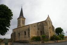 Eglise de Chenay Chenay