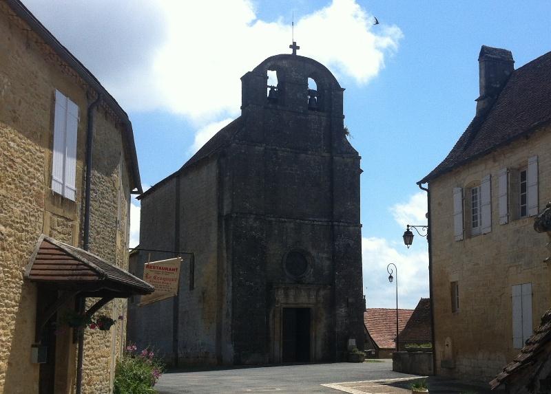 Eglise de Fanlac Fanlac