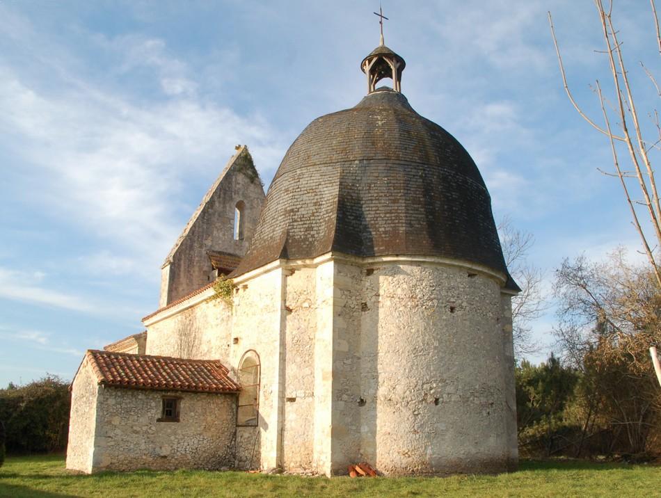 Eglise de Guinas Cachen
