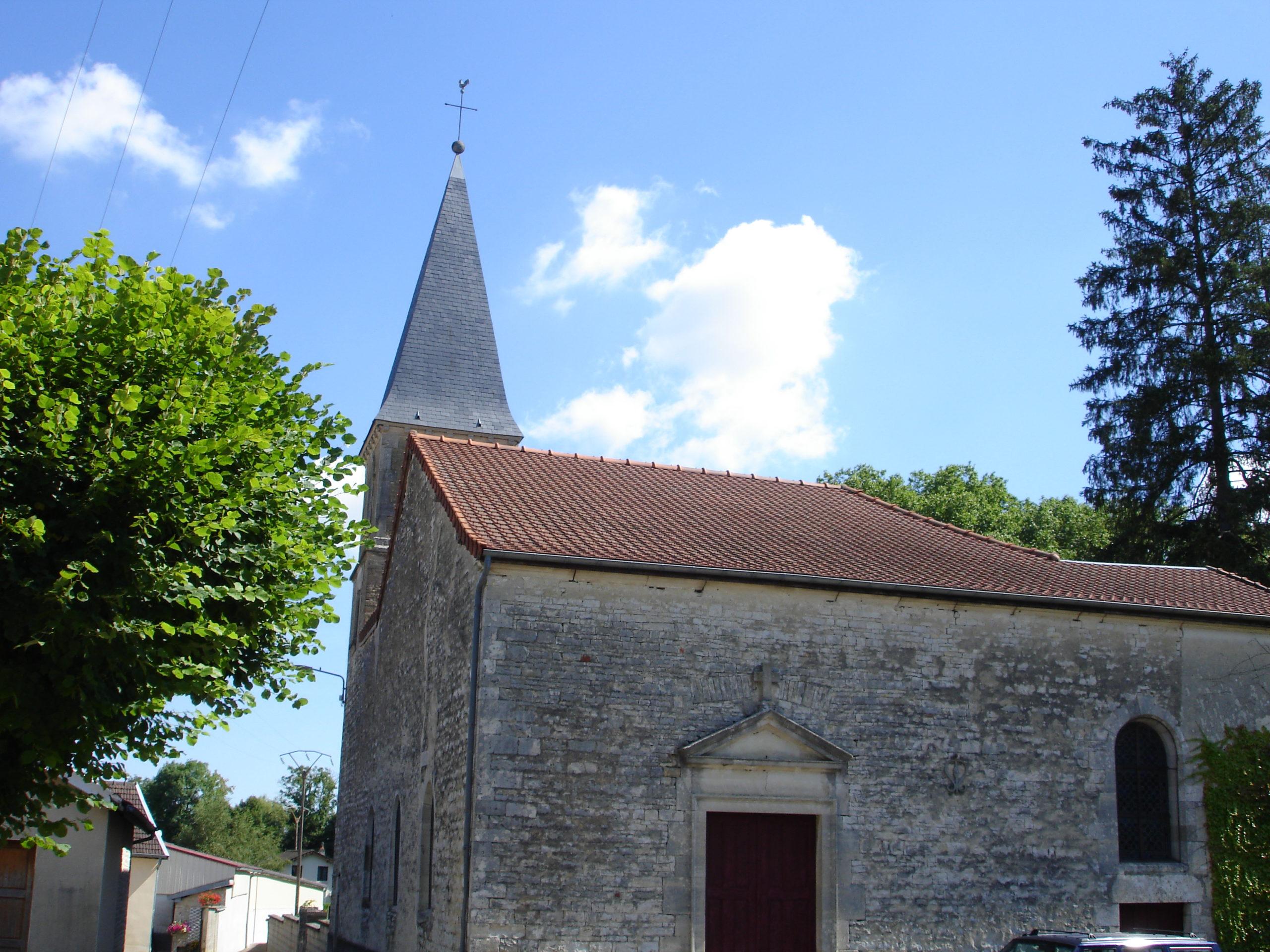 Eglise de la Nativité de la Sainte-Vierge