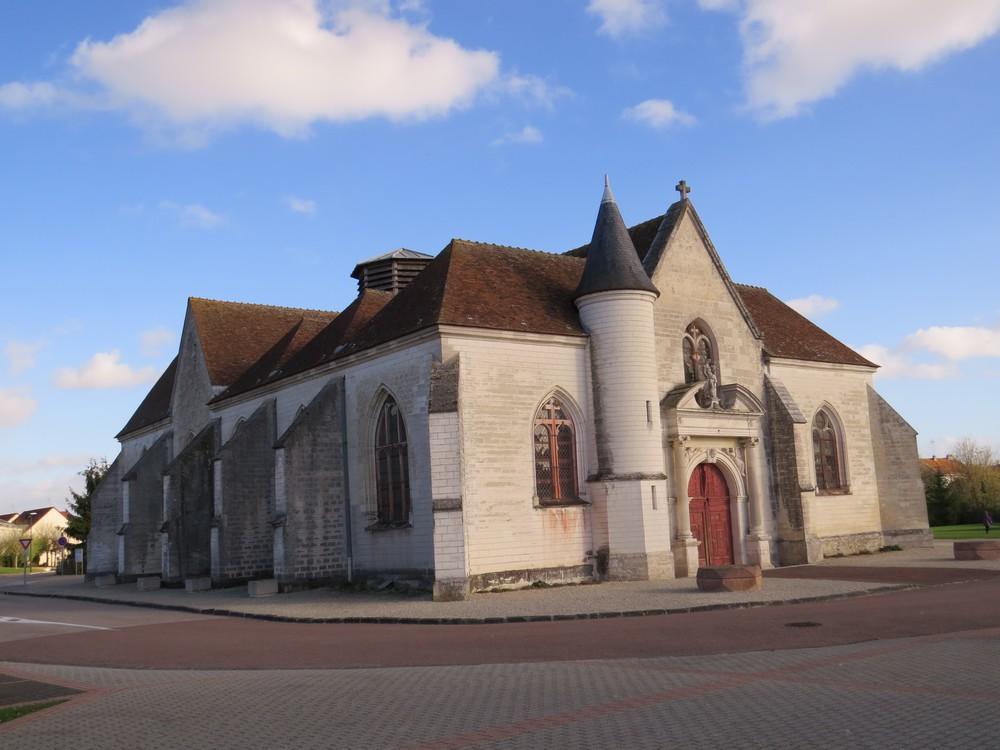 Eglise de la Nativité de la Vierge Les Noës-près-Troyes
