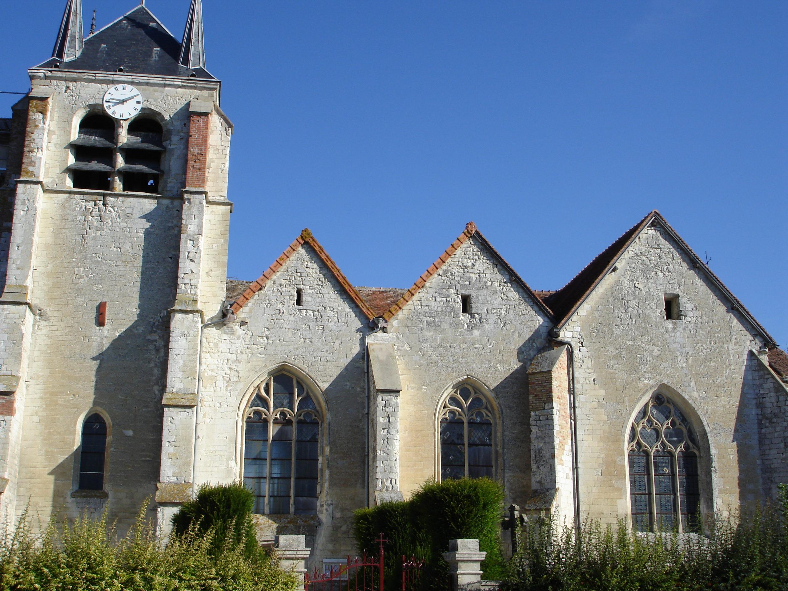 Eglise de l'Assomption de Pel-et-Der