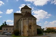 Eglise de Limalonges Limalonges