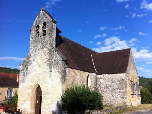 Eglise de Manaurie