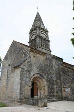 Eglise de Melleran Melleran