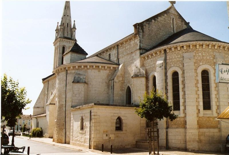 Eglise de Neuvic Neuvic