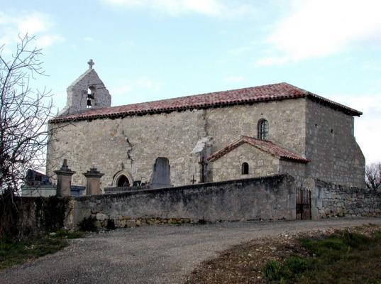 Eglise de Rides