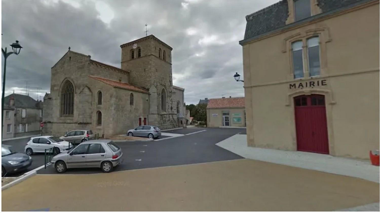 Eglise de Saint-Amand-sur-Sèvre Saint-Amand-sur-Sèvre