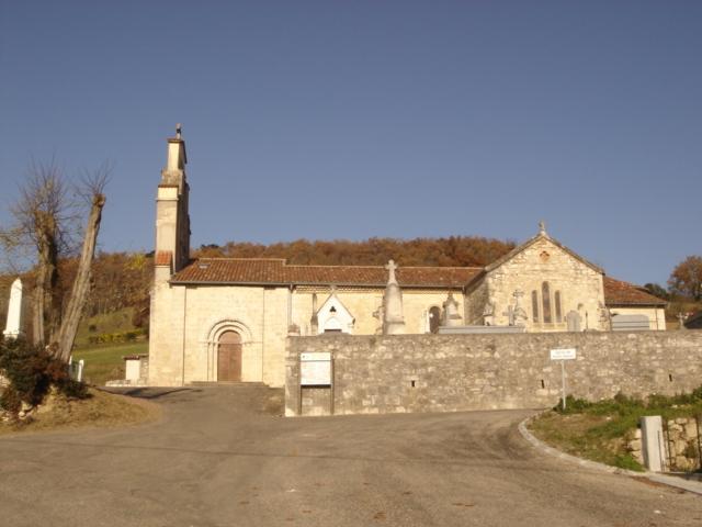 Eglise de Saint Amans Castelculier