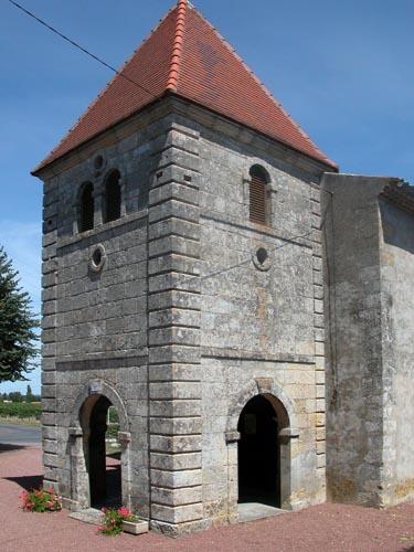 Eglise de Saint-Aubin de Blaye Saint-Aubin-de-Blaye