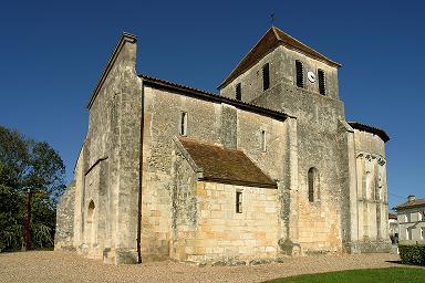 Eglise de Saint-Martin-du-Bois Saint-Martin-du-Bois