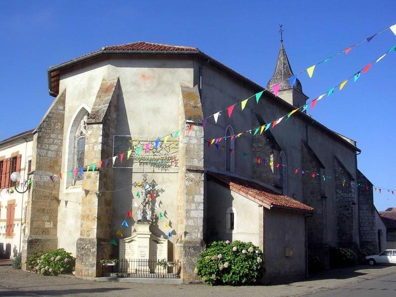 Eglise de saint-Maurice-sur-Adour Saint-Maurice-sur-Adour