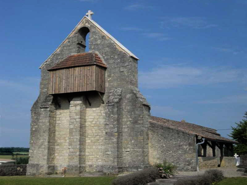 Eglise de Saint-Sève Saint-Sève