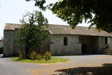 Eglise de Saint-Vincent-la-Châtre Saint-Vincent-la-Châtre