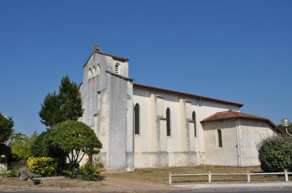 Eglise de Sainte-Eulalie en Born