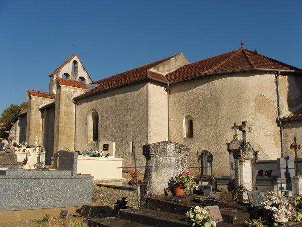 Eglise de Sainte-Gemme Sainte-Gemme