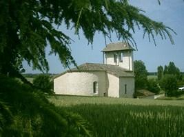 Eglise de Valette Lougratte