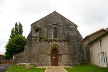 Eglise de Vançais Vançais