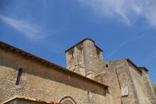 Eglise  de Vaussais Sauzé-Vaussais