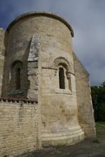 Eglise de Villiers-sur-Chizé Villiers-sur-Chizé