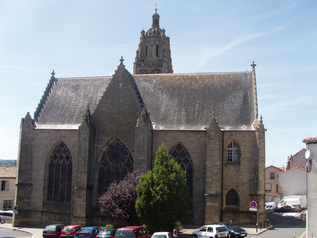 Eglise Notre Dame Bressuire