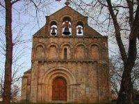 Eglise Notre Dame de Benon Saint-Laurent-Médoc