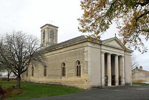 Eglise Notre-dame de Chef-Boutonne Chef-Boutonne