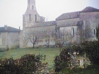 Eglise Notre-Dame de Daubèze Daubèze