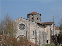 Eglise Notre-Dame de la Nativité Bussière-Badil