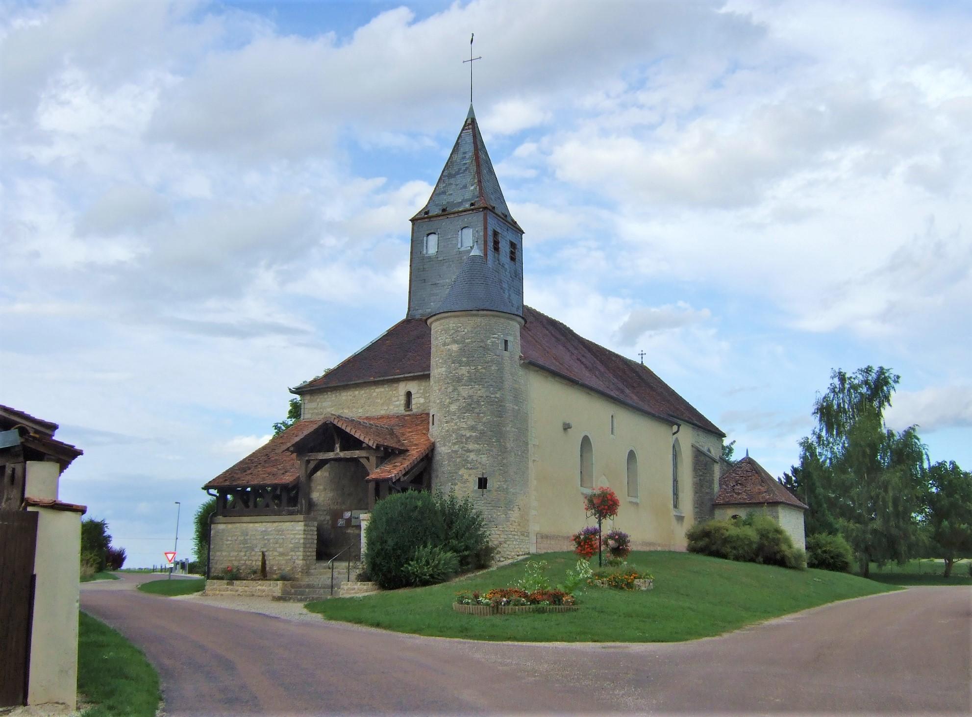 Eglise Notre-Dame-de-la-Nativité de La Rothière