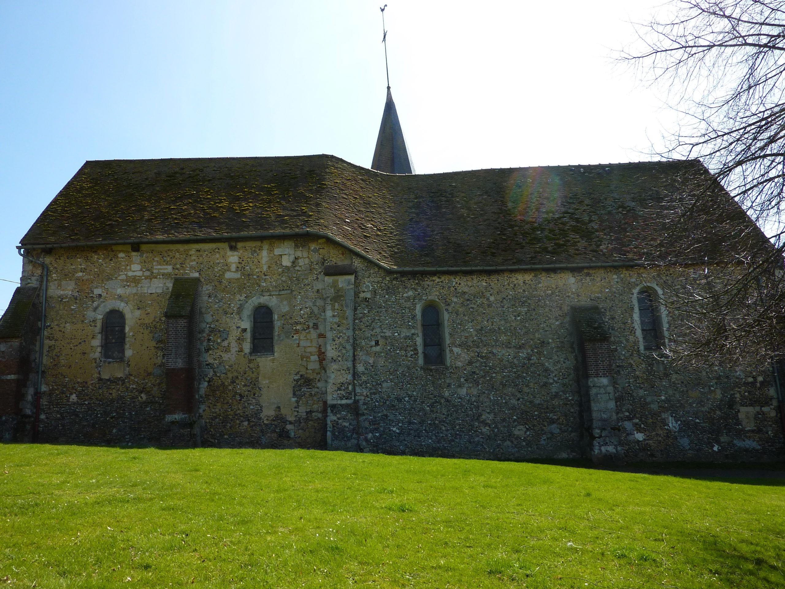 Eglise Notre-Dame de la Nativité Valdampierre