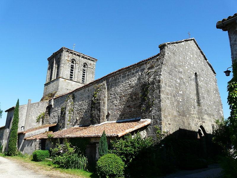 Eglise-Notre-Dame-De-La-Peyratte La Peyratte