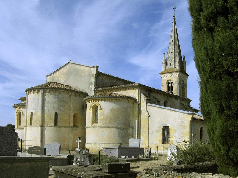 Eglise Notre-Dame de Lanton Lanton