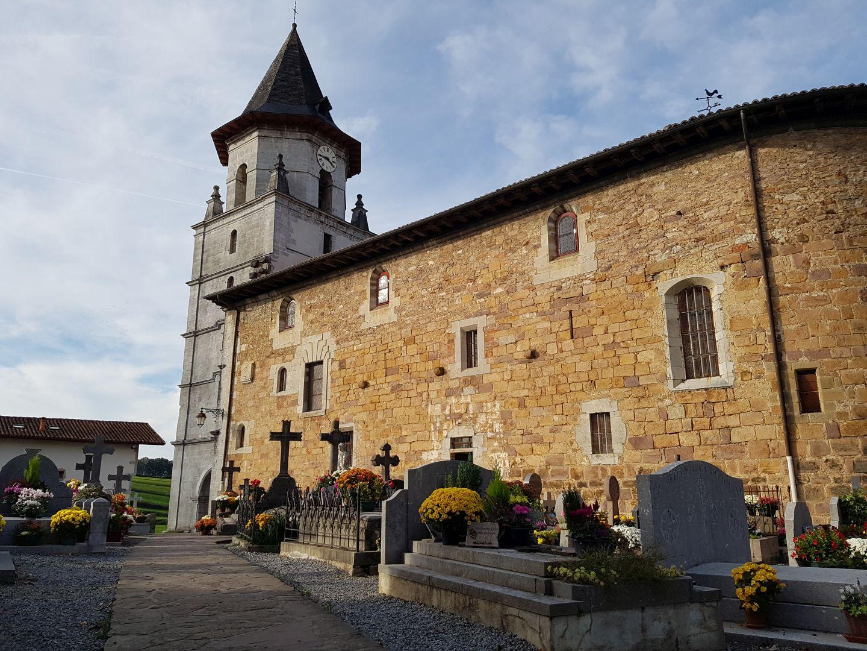 Église Notre-Dame-de-l'Assomption Ainhoa
