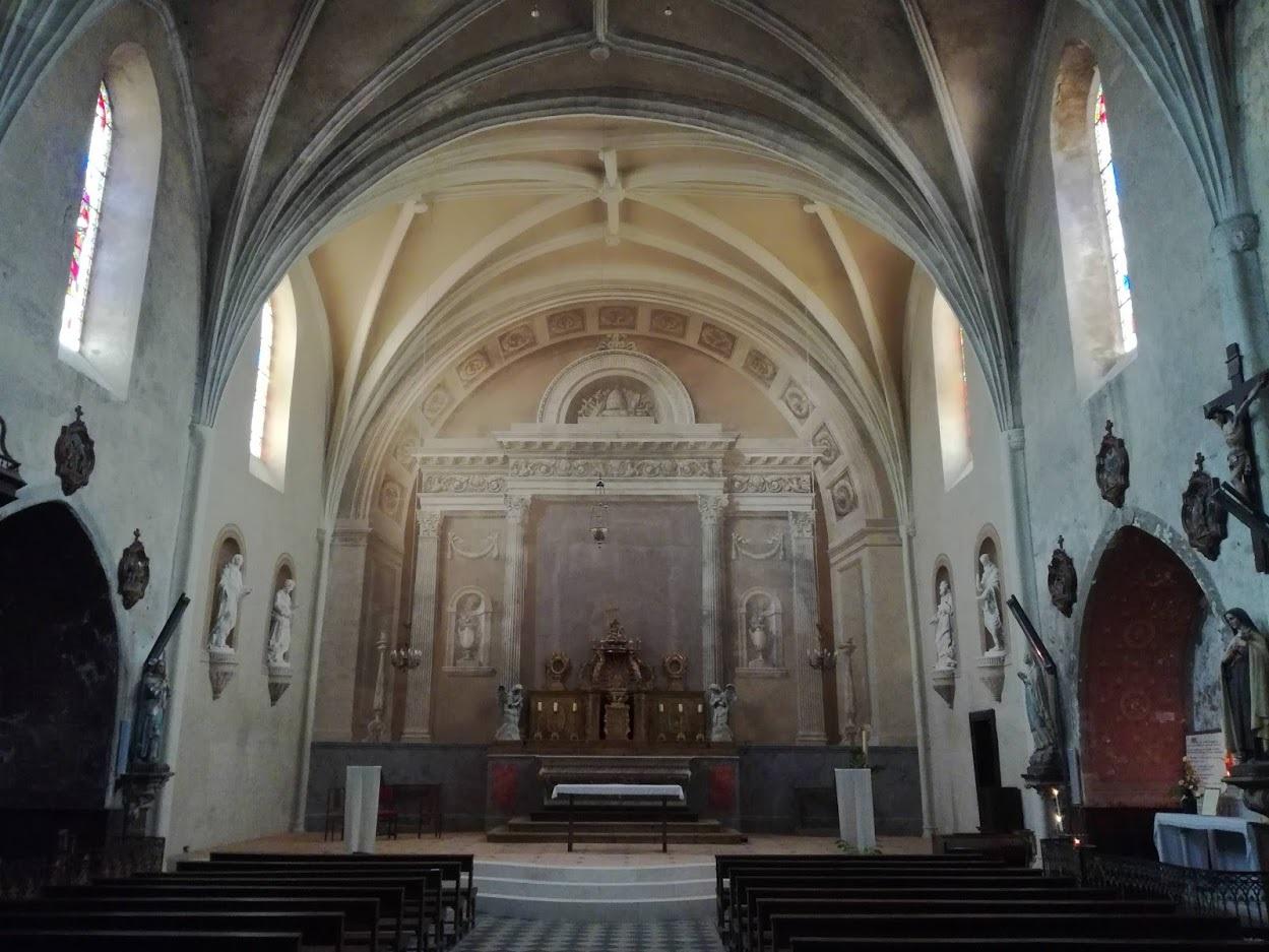 Eglise Notre Dame de l'Assomption Labastide-d'Armagnac