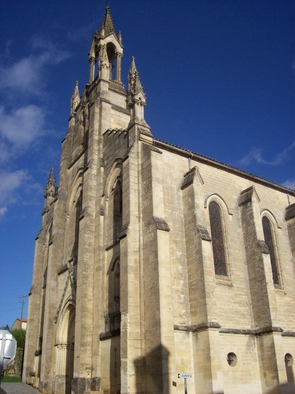 Eglise Notre-Dame-de-Lorette Saint-Michel-de-Lapujade