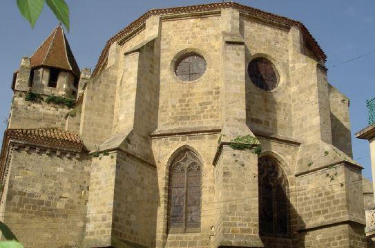 Église Notre-Dame de Port-Sainte-Marie
